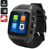iMacwear SPARTA M7 Smart Watch Black