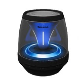 Shaba Colorful Wireless Portavble Speaker Black
