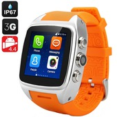 iMacwear SPARTA M7 Smart Watch Orange