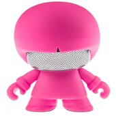 Xoopar Boy Bluetooth Wireless Portable Speaker Pink